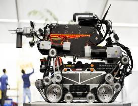 Foto's: dit was RoboCup2013