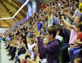 RoboCup 2013 trekt recordaantal bezoekers