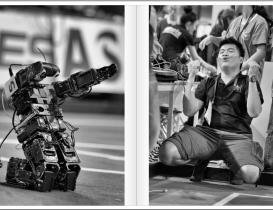 Fotoboek RoboCup 2013