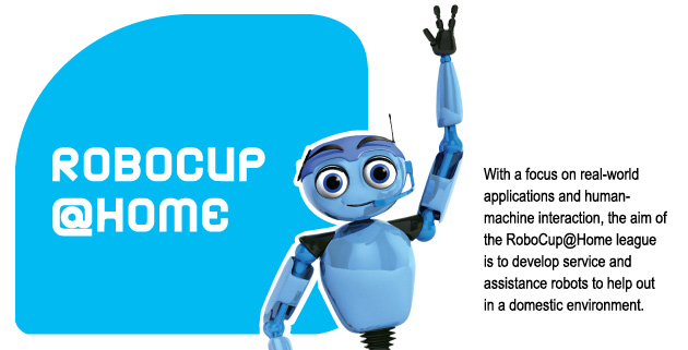 RoboCup - @Home