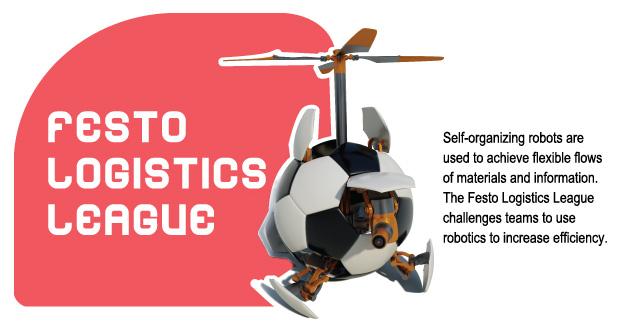 RoboCup - Festo Logistics League