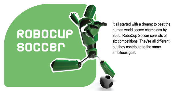 RoboCup 2013 - Soccer