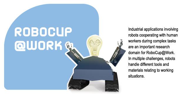 RoboCup - @Work
