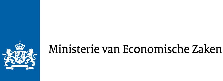 Sponsor RoboCup 2013 - Ministerie van Economische Zaken